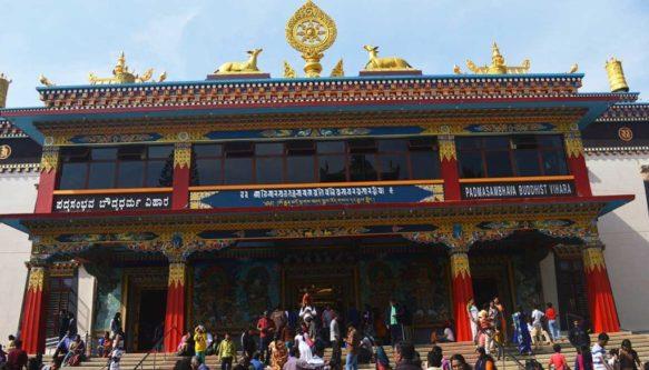 kushalnagara golden temple