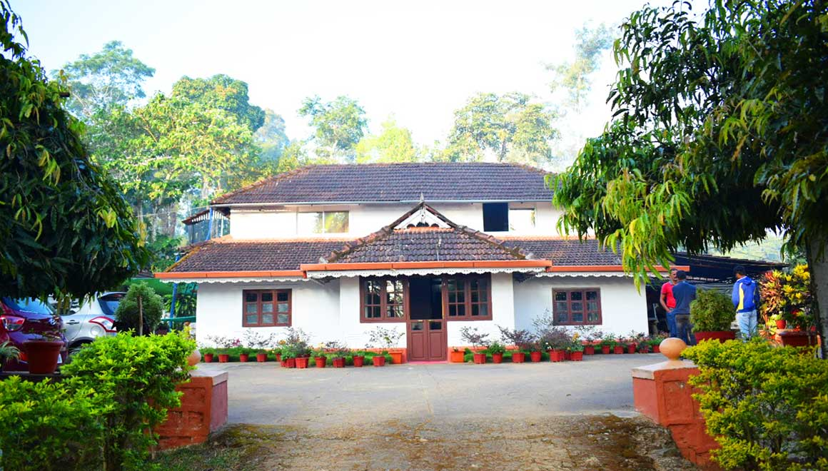 home stay in madikeri