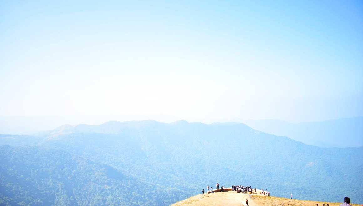 View of Mandalpatti
