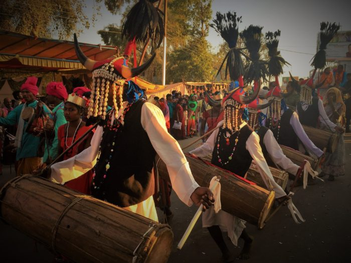 Chhattisgarh Tribal dance